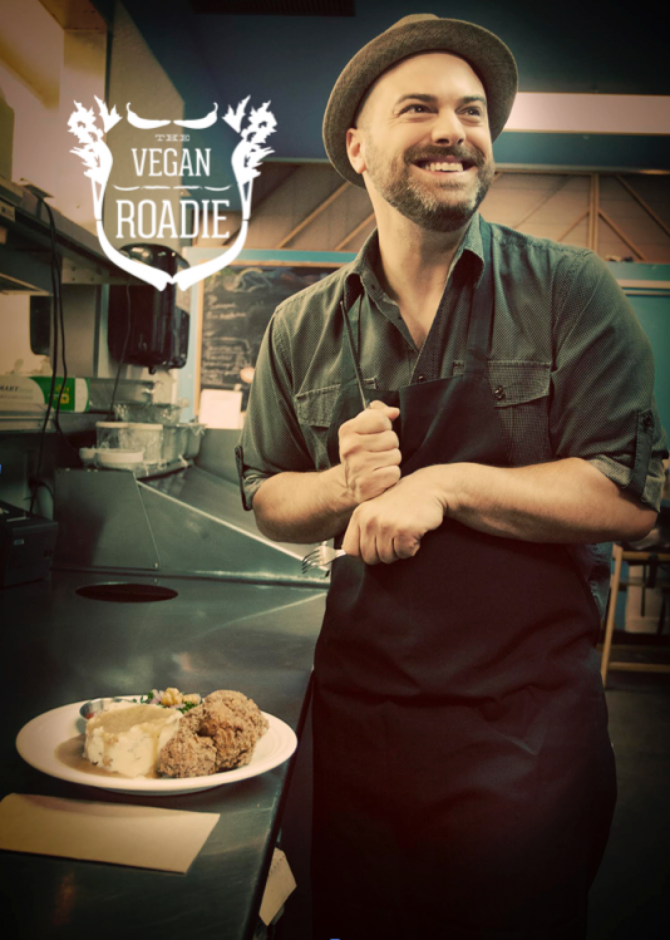 Veggie Peeps – Interview with vegan Dustin Harder